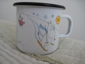 A Moomin mug I have